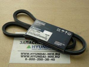 Ремень компрессора кондиционера 12E2-3505